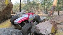 JRC Productions - Axial AX10 Ridgecrest 2.2 Crawling - Canon EOS 5D Mark iii