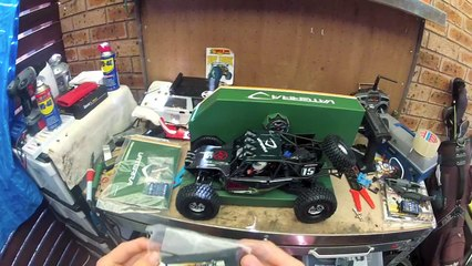 JRC Productions - Vaterra RC Twin Hammers 1.9 Rock Racer - First Unboxing!