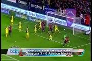 Único puntero: Real Madrid aprovechó caída de Barcelona y del Atlético de Madrid
