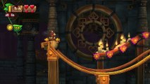 Donkey Kong Country: TF. Lianas liosas 1-K - Gameplay - 100% puzzles y letras