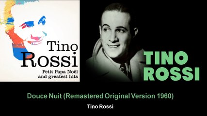 Tino Rossi - Douce Nuit