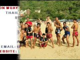 Lion Muay Thai Training Camp in Phuket