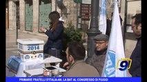 Primarie Fratelli D'Italia-An, la BAT al Congresso di Fiuggi