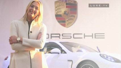 Porsche by Maria Sharapova, Cara Delevingne for YSL, Courchevel, Marc Jacobs for Louis Vuitton