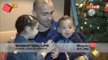 GSTV Basketbol Life - Konuk Carlos Arroyo