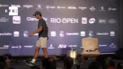 No Rio, Rafael Nadal admite que lesões podem encurtar carreira