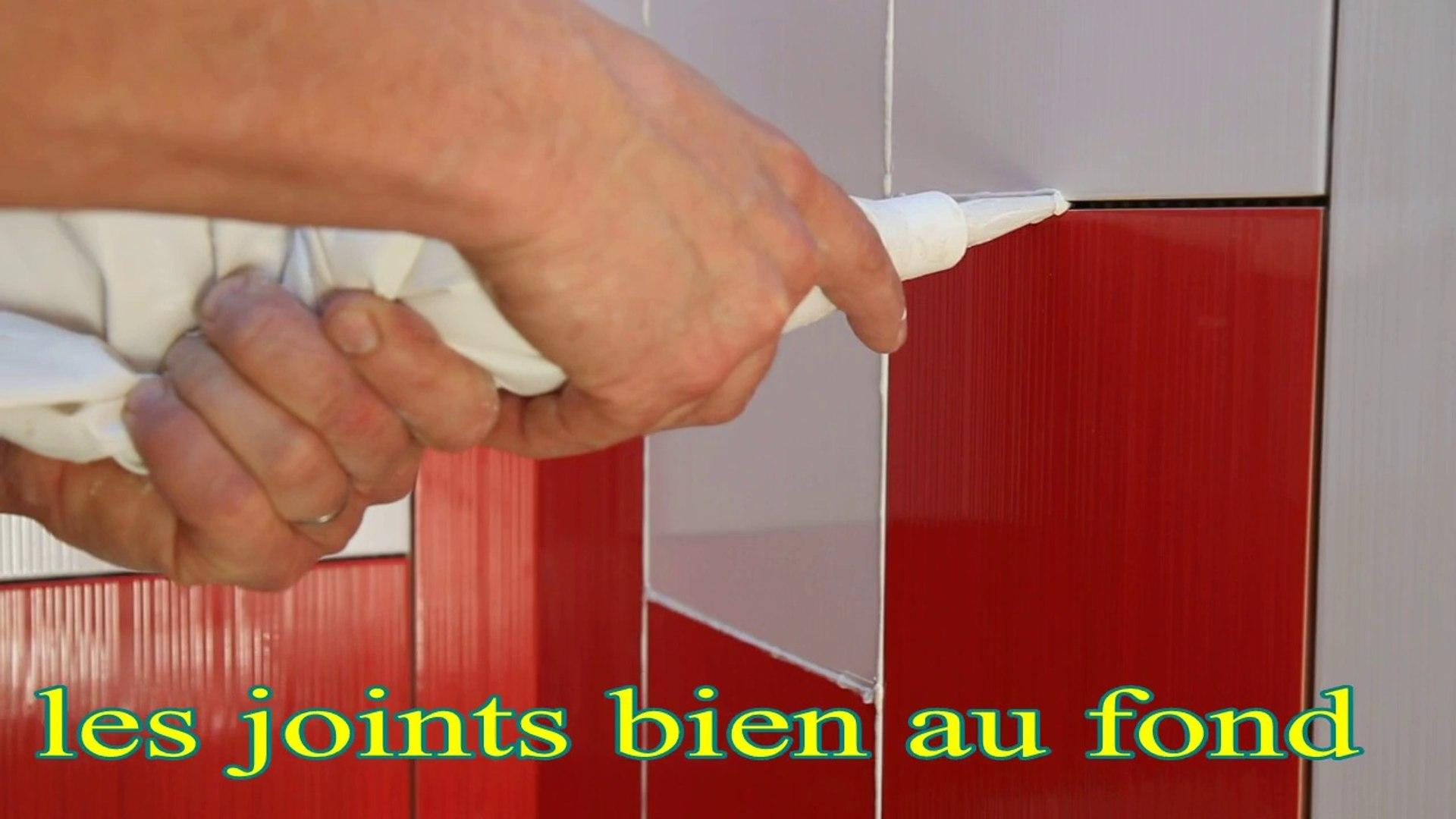 Astuce Pour Joint De Carrelage joints de carrelage à la poche