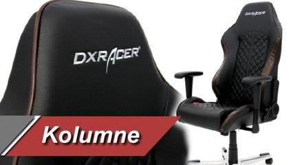 2 Jahre danach - DXRACER Büro-und Gamerstuhl - Test/Review - Games-Panorama HD DE