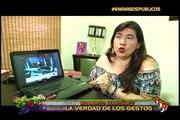 Roberto Martínez: experta en lenguaje gestual analiza su participación en el Sillón Rojo (1/2)