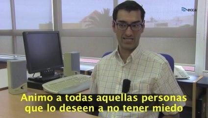 Testimonio de Carlos Alberto Rodríguez Ortega, persona con parálisis cerebral y colaborador en este proyecto