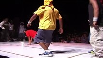 FINALE BOTY France 2001 - Wanted Posse Vs Vagabond Crew