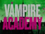 VAMPIRE ACADEMY - Featurette Richelle Mead