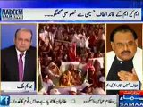 Nadeem Malik Live (Altaf Hussain Exclusive Interview) - 25th February 2014
