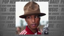 """Pharrell WIlliams Is Auctioning Off """"Buffalo Hat"""" For Charity On Ebay!"""