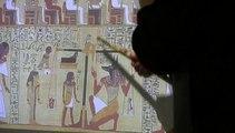 """Colloque : La """"pesée de l'âme"""". 2. Richard BEAUD. La pesée des âmes dans le Livre des Morts égyptiens."""