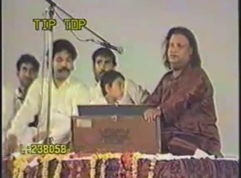 AZIZ MIAN QAWWAL - Teri Soorat, Main Sharabi and Must Qalandar