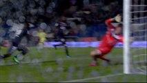 But Henri SAIVET (22ème) - Girondins de Bordeaux - FC Lorient - (3-2) - 25/02/14 - (FCGB-FCL)