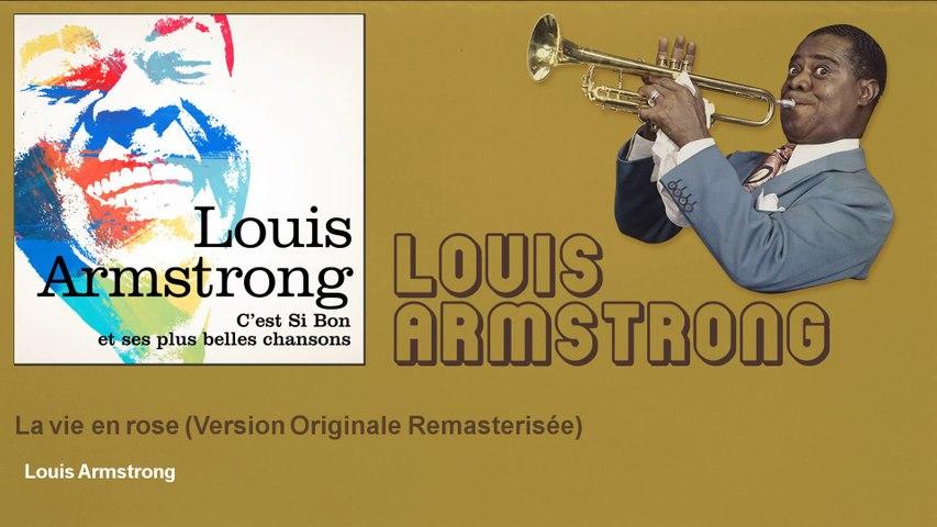Louis Armstrong - La vie en rose