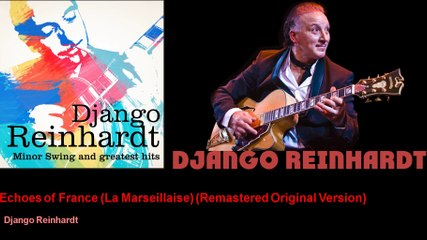 Django Reinhardt - Echoes of France (La Marseillaise)