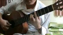BUỒN ƠI CHÀO MI - Guitar Solo, Arr. Thanh Nhã
