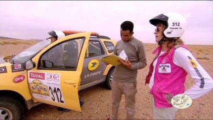Les Postieres au Rallye Aicha des Gazelles du Maroc 2012 / Groupe La Poste - Tous formidables - Toutes formidables