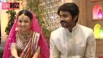 Ashish aka Rudra FLIRTS with Sanaya aka Paro ON THE SETS  Rangrasiya 25th February 2014 EPISODE