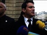 """Valls: """"la droite doit prendre ses responsabilités"""" - 26/02"""