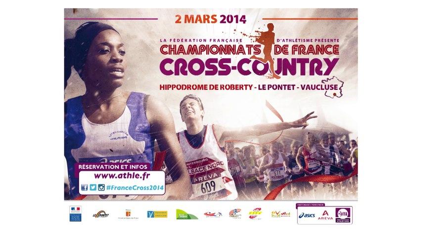 Championnats de France de Cross-country 2014