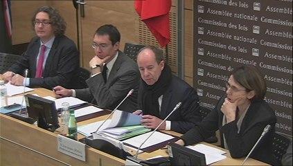 Contrôleur général des lieux privatifs de liberté (CGLPL)- commission des lois 26 FEVRIER 2014