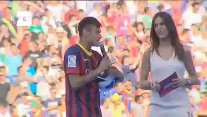 R$ 43,4 milhões à receita espanhola por contratação de Neymar