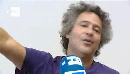 O brasileiro Ernesto Neto expõe no Guggenheim de Bilbao
