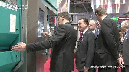Inauguration - Simodec 2014