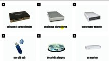 Learn French # Vocabulary # L'informatique