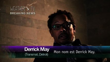 Weather Festival 2014: Breaking News by Derrick May