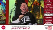 AMC Movie Talk - GODZILLA Trailer review, Look Who's Not In TED 2