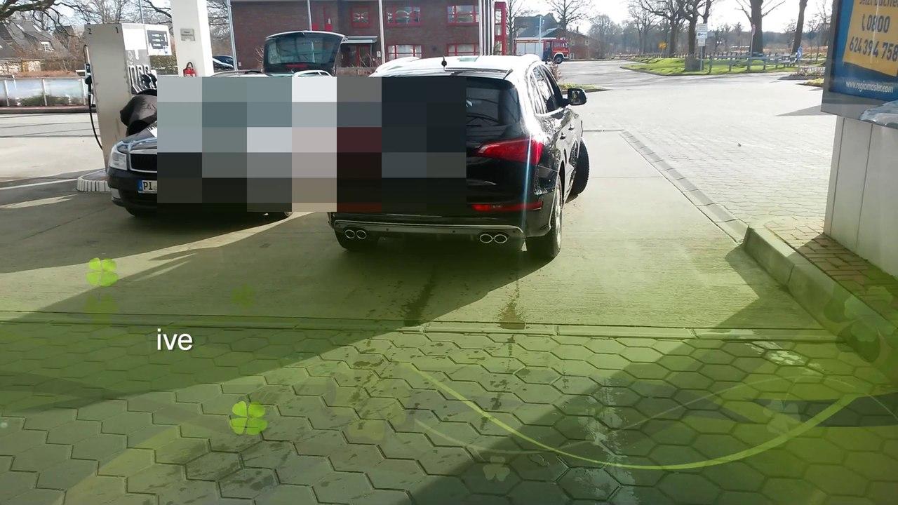 Audi Q5 2 0 TDI 177 HP + SQ5 BiTurbo Active Sound System Exhaust  (Eberspächer) + Sound Booster