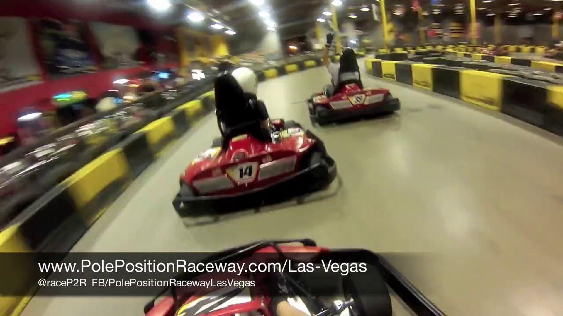 Where To Host Corporate Events in Las Vegas? | Pole Position Raceway Las Vegas  pt. 3