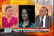 Ulises Humala: Premier durará porque sabe que debe inclinarse ante Nadine Heredia (1/2)