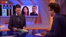 Studiogesprek over zoektocht en arrestatie criminele duo - RTV Noord