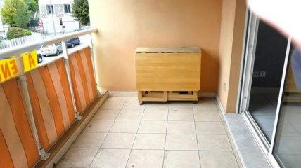 A vendre - appartement - Nice (06300) (06300) - 3 pièces - 56m²