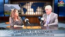 CUESTION DE ENFOQUE ENTREVISTA ESPECIAL 18 DE FEBRERO DE 2014