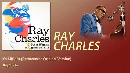 Ray Charles - It's Allright