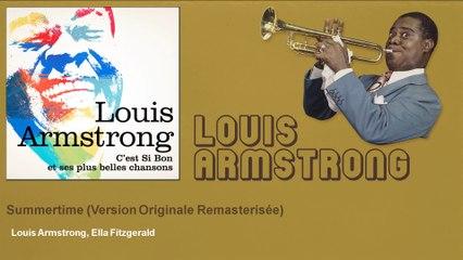 Louis Armstrong, Ella Fitzgerald - Summertime