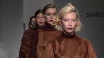 SIMONGAO 2014 Autumn Winter Show | London Fashion Week 2014