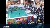 A Créteil, le Brésil au bout du tournoi de foot parrainé par Luis Figo