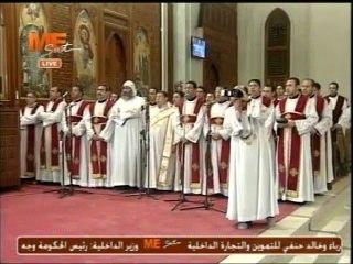 Ordination d'Abouna Samouil & Abouna Anguelos Part 1