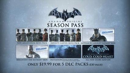 Cold, Cold Heart Teaser de Batman: Arkham Origins