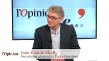 L'Opinion de Jean-Claude Mailly