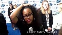 American Idol: Season 13 -- Malaya Watson  at Top 13 Finalists Party