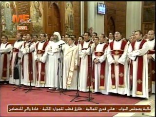Ordination d'Abouna Samouil & Abouna Anguelos Part 2